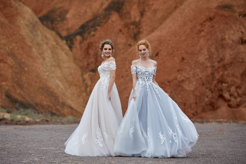 5 Hottest Wedding Dress Silhouettes For 2019
