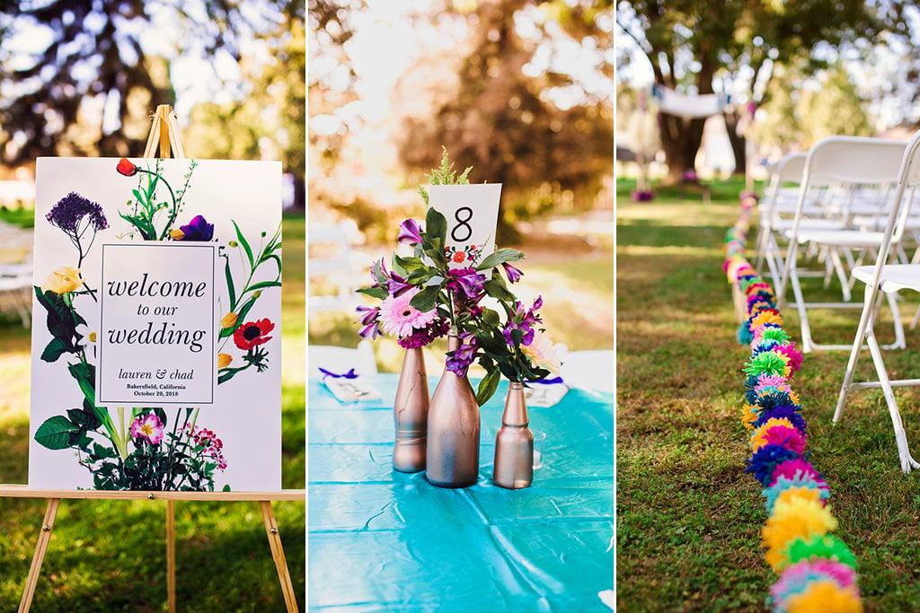 10 Whimsical Wedding Ideas For Rainbow Wedding Cocomelody Mag