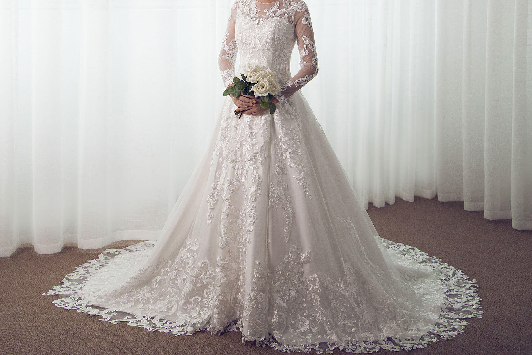 7 Popular Types Of Bridal Lace Fabrics Cocomelody Mag