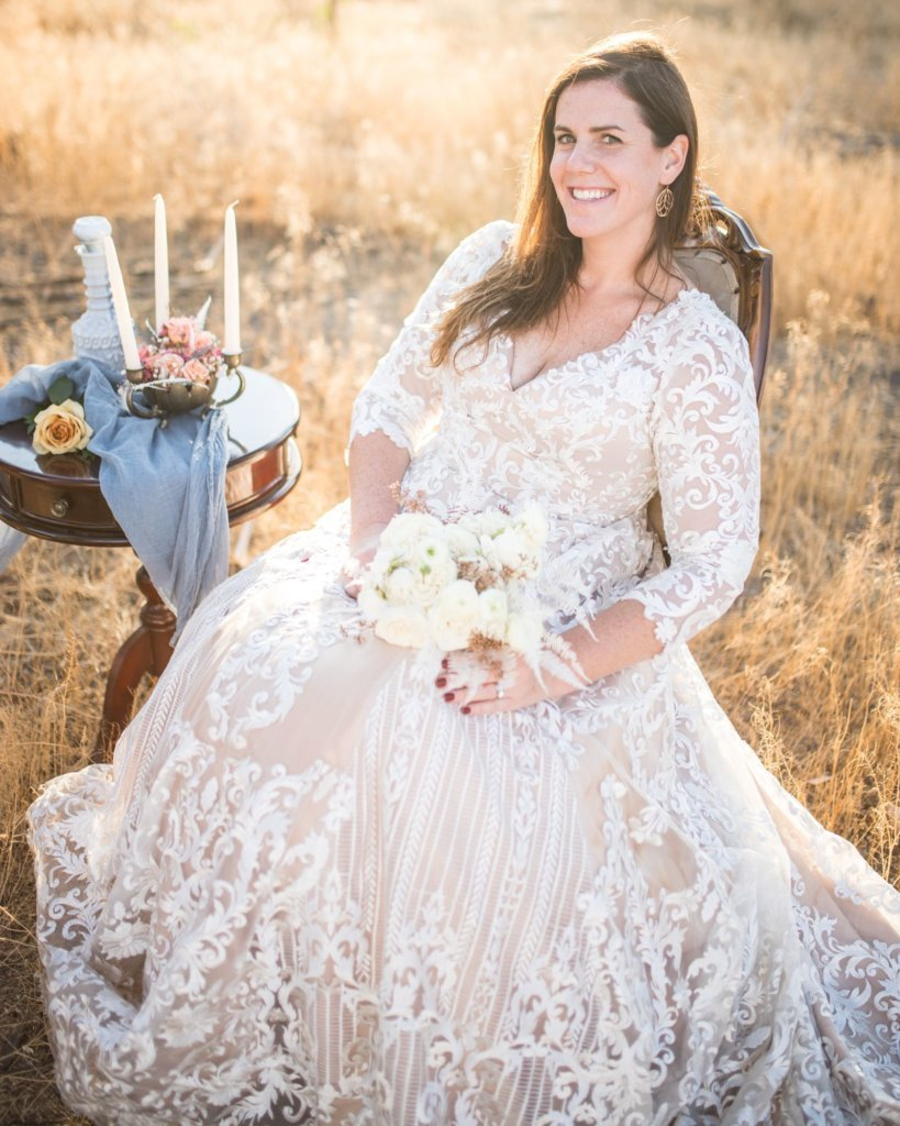 6 Incredible Custom Wedding Dresses From Cocomelody