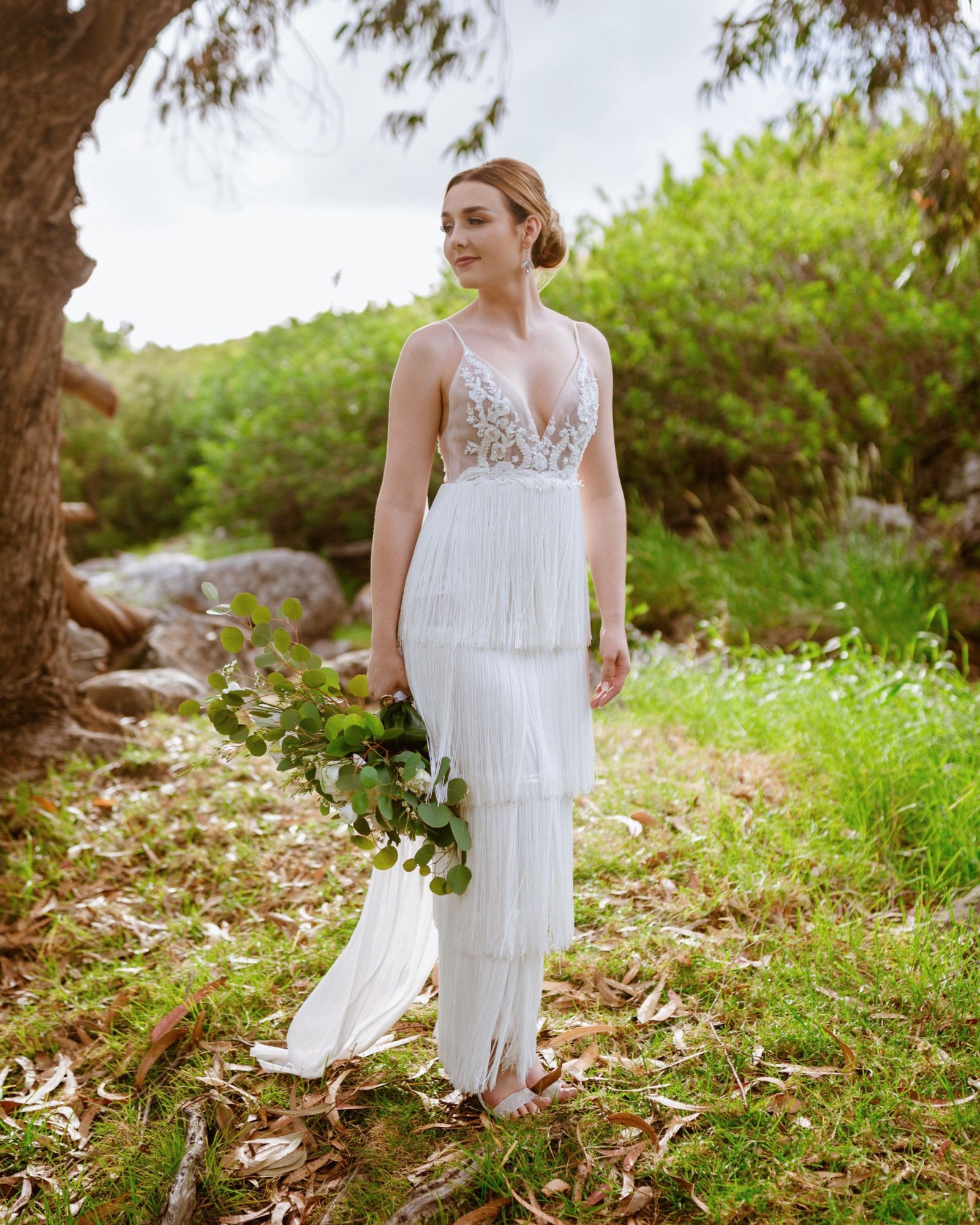 How To Choose A Wedding Dress That Will Influence Your Wedding Decor,Guest Wedding Dresses For October