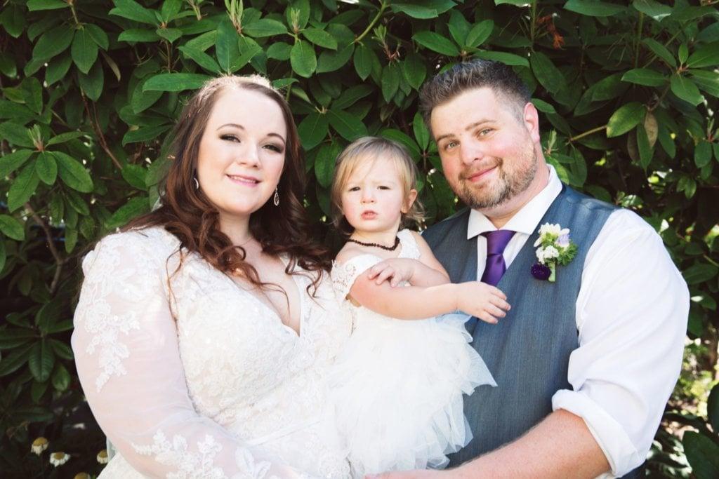 Real Wedding: Brittney & Jens