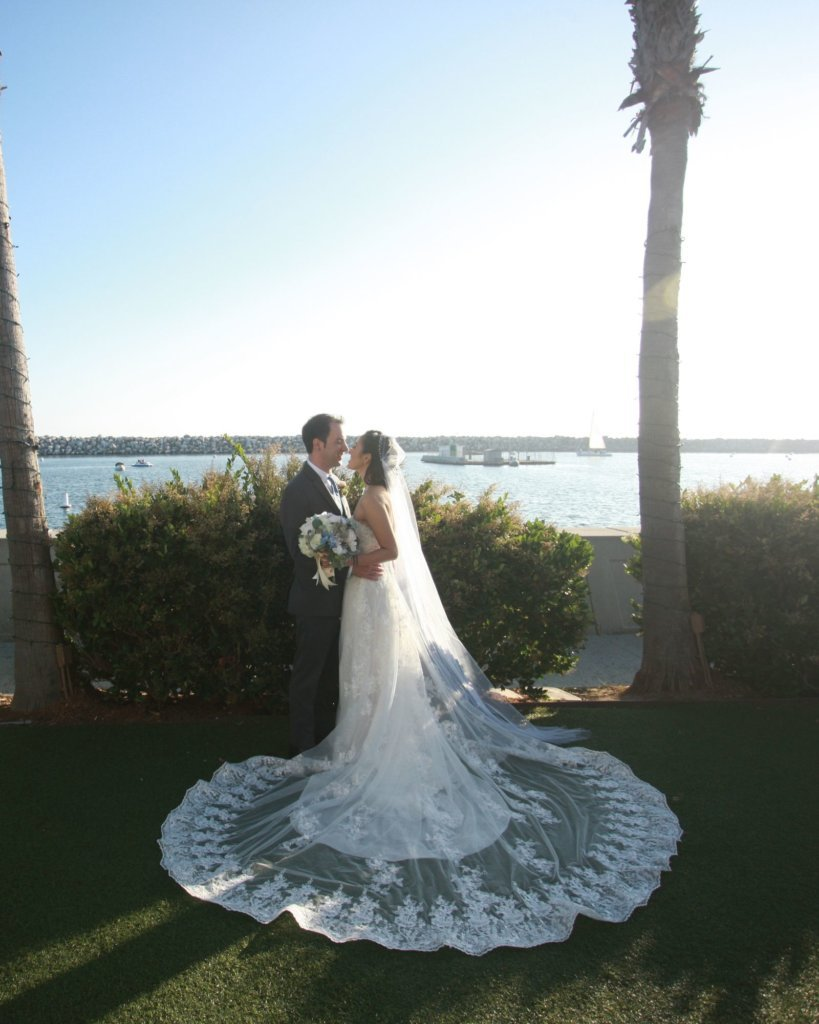 This was the only wedding dress that I was TRULY in love with.