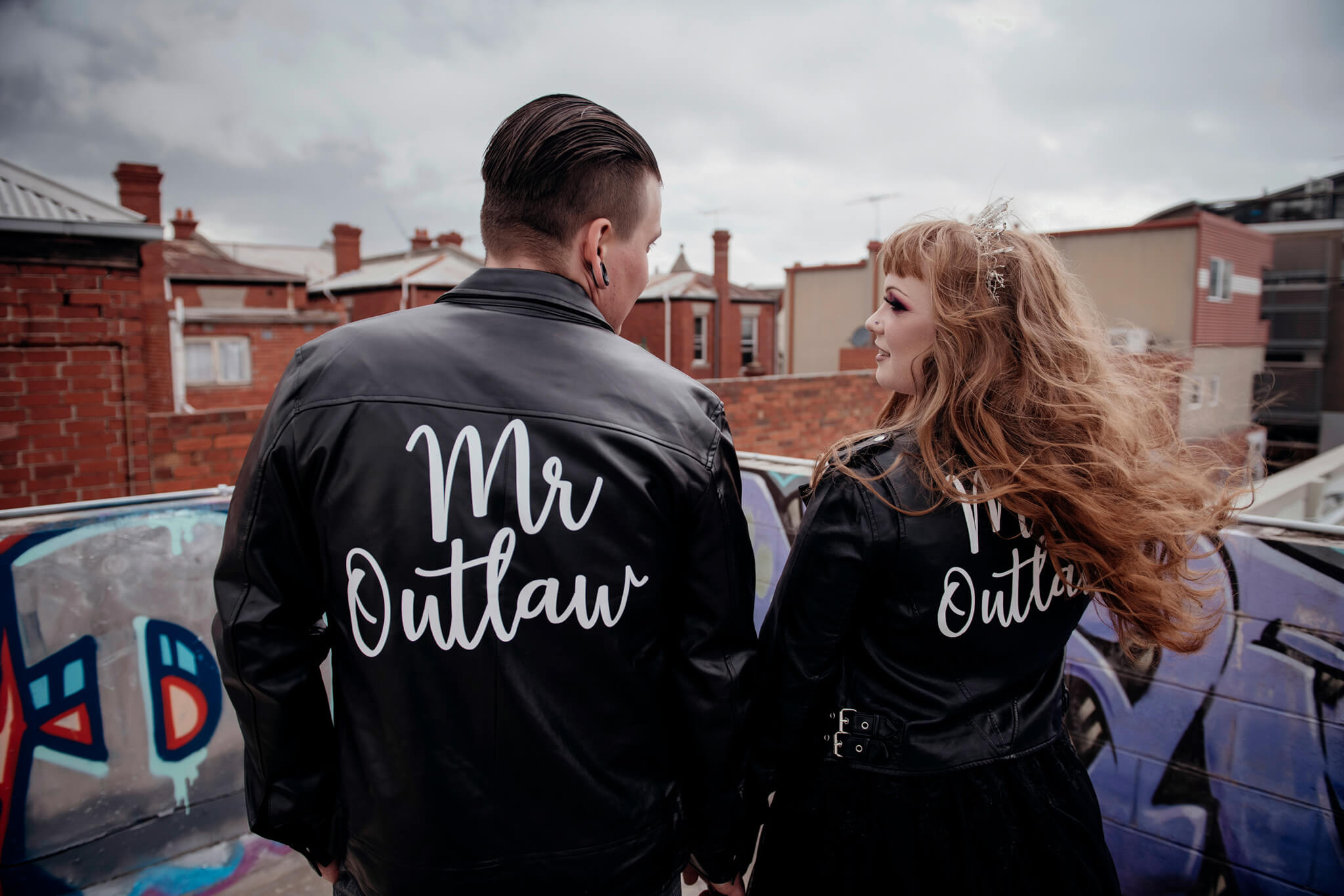 Official Mr. & Mrs.