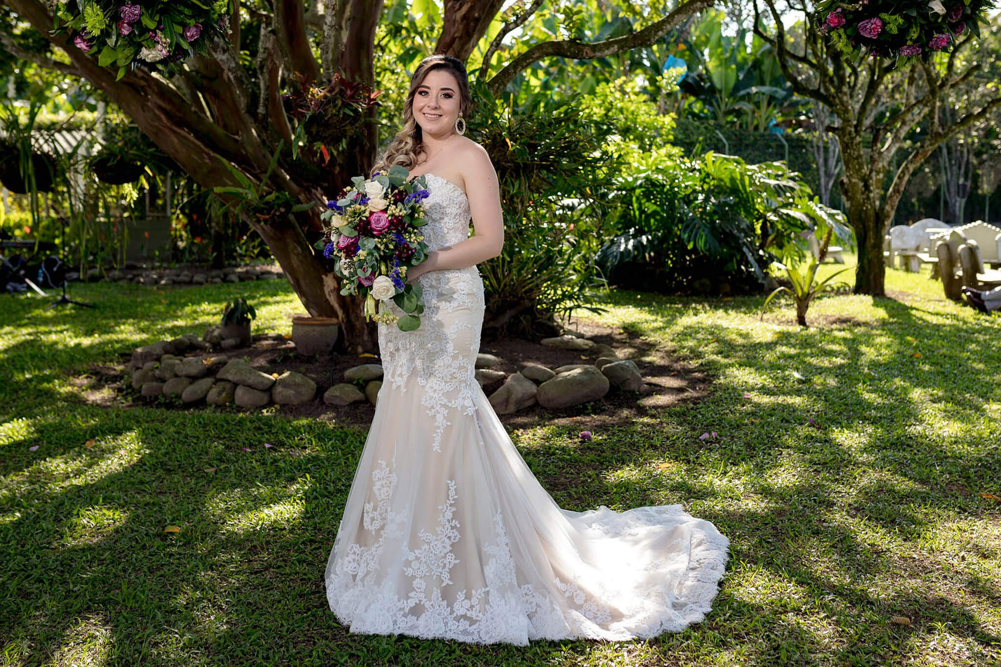 What a gorgeous #CocomelodyBride!