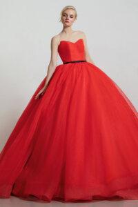 Cocomelody Black Wedding Dress List - CW2096