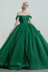 Cocomelody Black Wedding Dress List - CW2101
