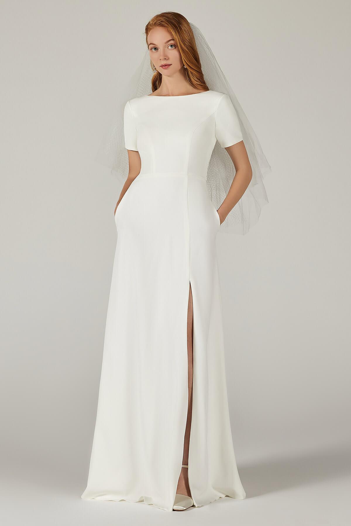 Cocomelody Black Wedding Dress List - CW2214