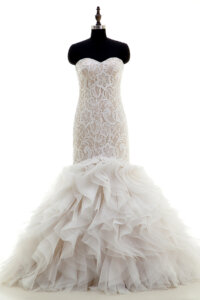Cocomelody Black Wedding Dresses - CWLT16002