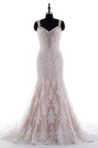 Cocomelody Black Wedding Dress - LD3905