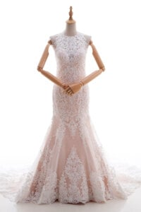 Cocomelody Black Wedding Dress - LD4519