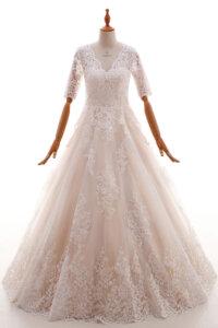 Cocomelody Black Wedding Dresses - LD4604