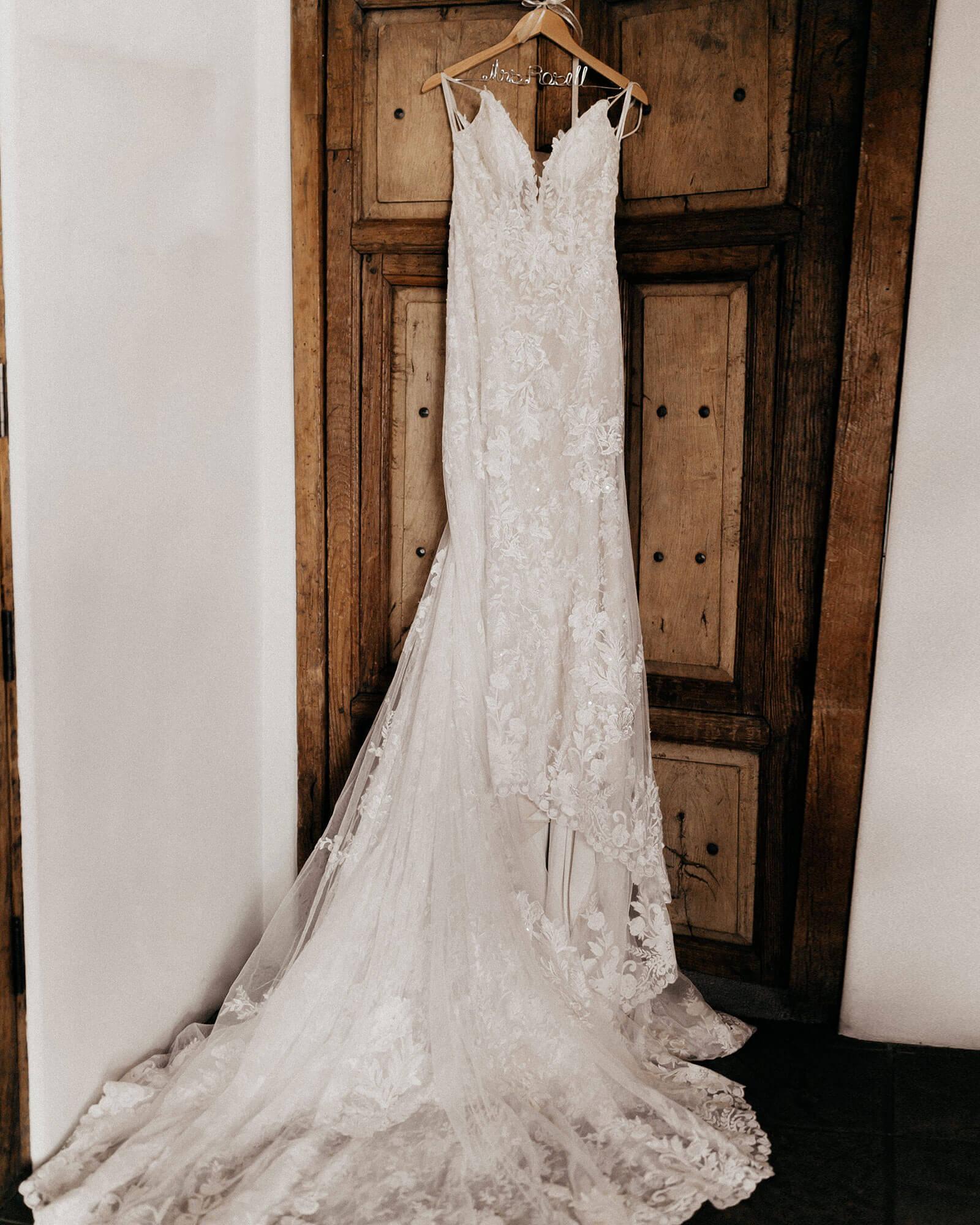 Stunning Mermaid Wedding Dress